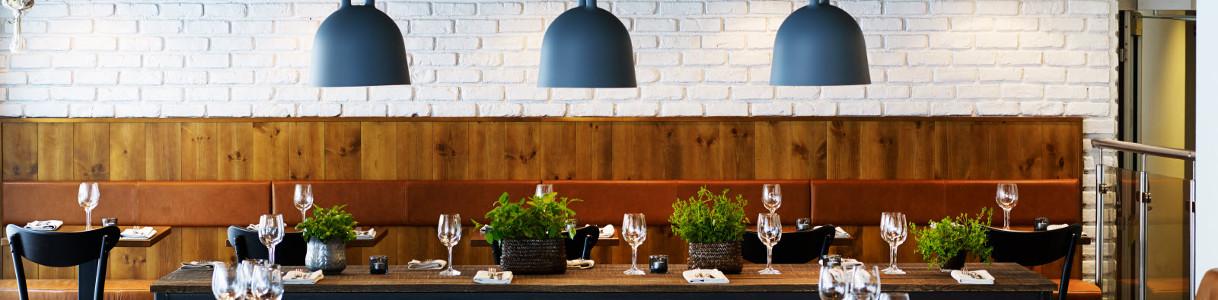Звукоизоляция кафе и ресторанов