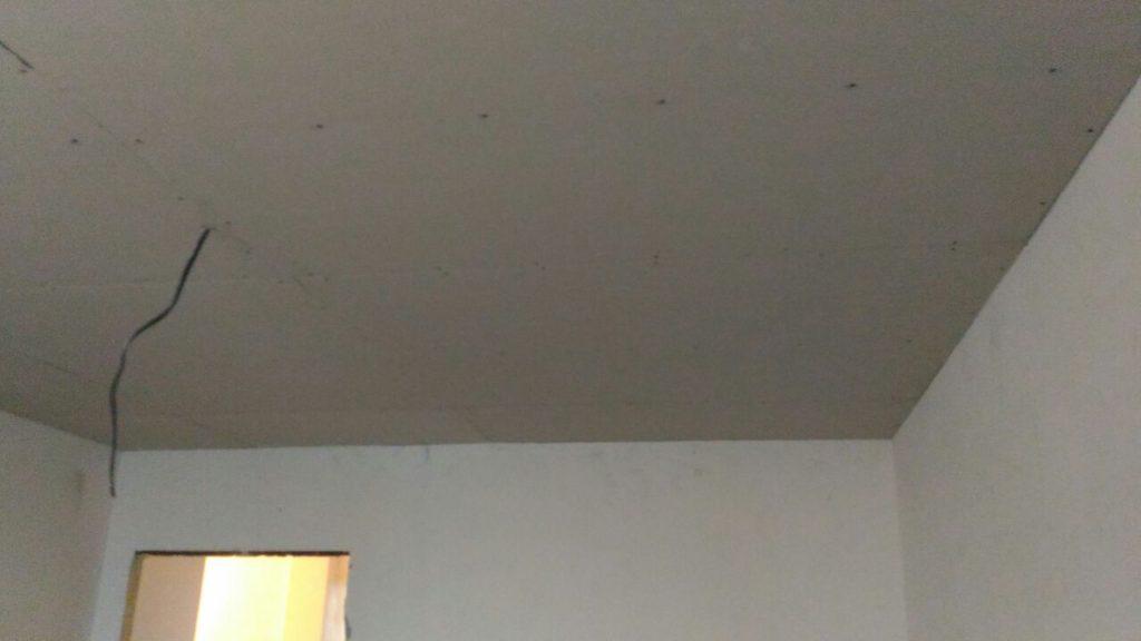 звукоизоляция потолка, монтаж гипсокартона