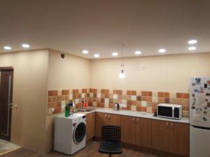 звукоизоляция, потолок, натяжной потолок, descor, москва, шумоизоляция